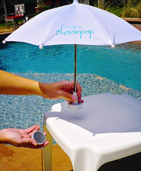 mini beach umbrella