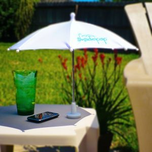 mini shade umbrella